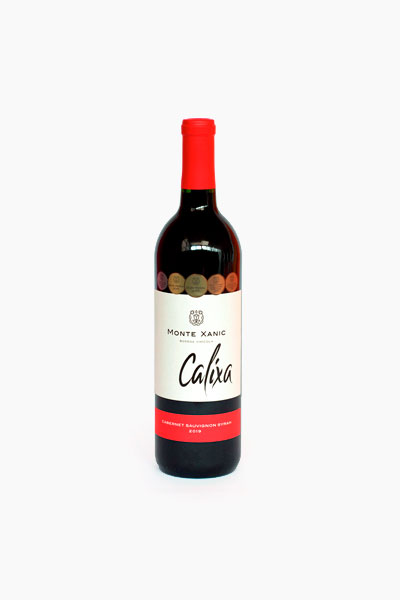 VINO TINTO CALIXA 750ml.