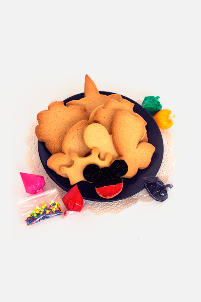 Arte con Disney- Galletas Decorativas