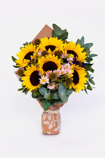 = Bouquet de Girasoles = image number 0
