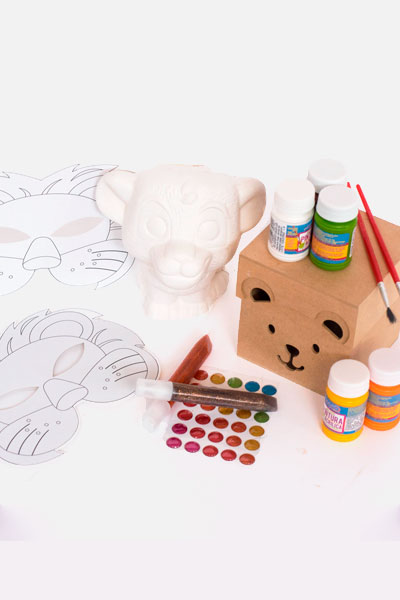 Kit de Animales para Decorar