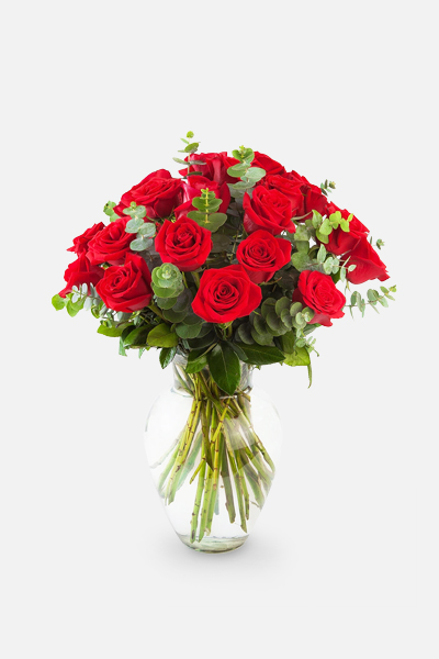 = 24 Rosas Rojas - Amor Real = image number 0